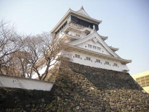 小倉城本丸