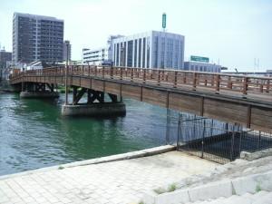 常盤橋全景